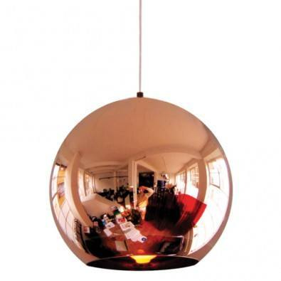 Copper Shade pendant from Tom Dixon