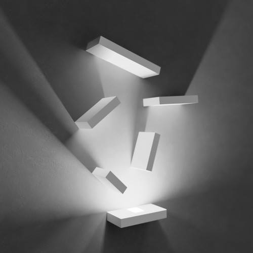 Set LED Wall Sconce from Vibia