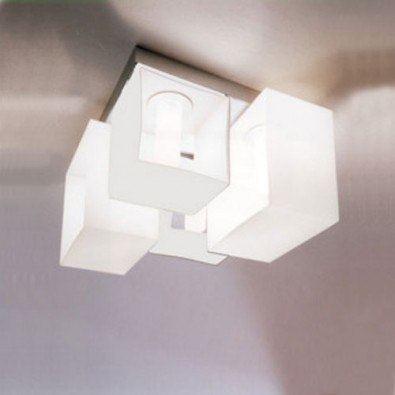 Domino 4 Light Ceiling Light Zaneen