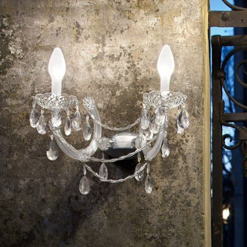 Drylight Outdoor Wall Sconce from Masiero