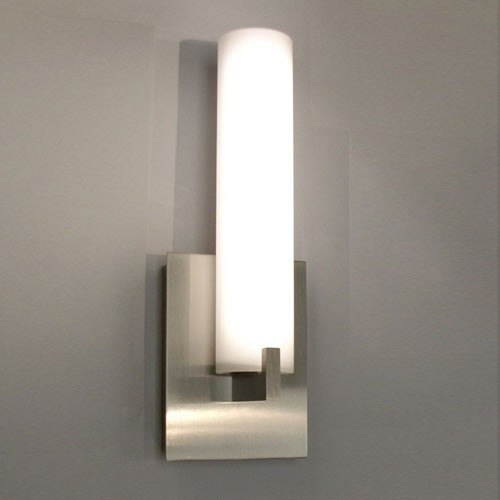 Long Vertical Wall Sconces : Top 10 Modern LED Bath Lights