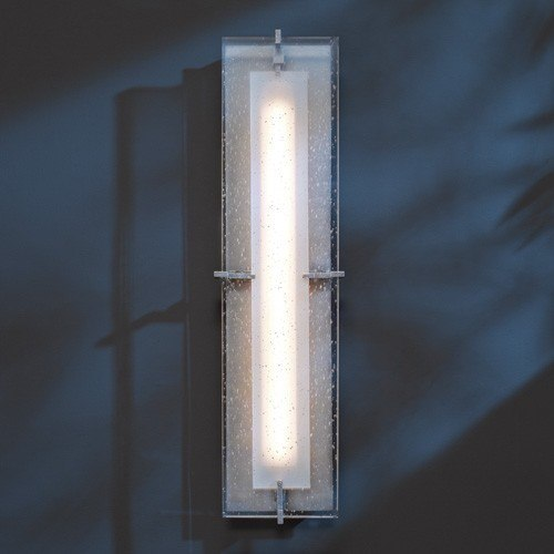 Ethos Large LED Outdoor Wall Sconce from Hubbardton Forge