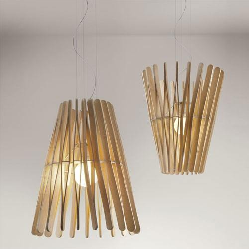 Stick F23A03 Pendant Light from Fabbian