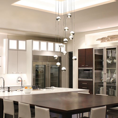 Small Kitchen Lighting Tips: How To Light A Kitchen Island