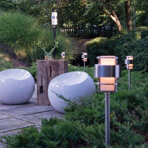 Saturn Outdoor Post Light From Hinkley Lighting