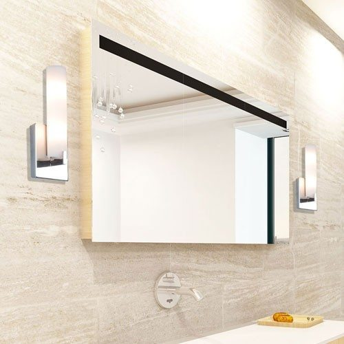 Bath Lighting Sconces how to light a bathroom - lighting ideas & tips | ylighting