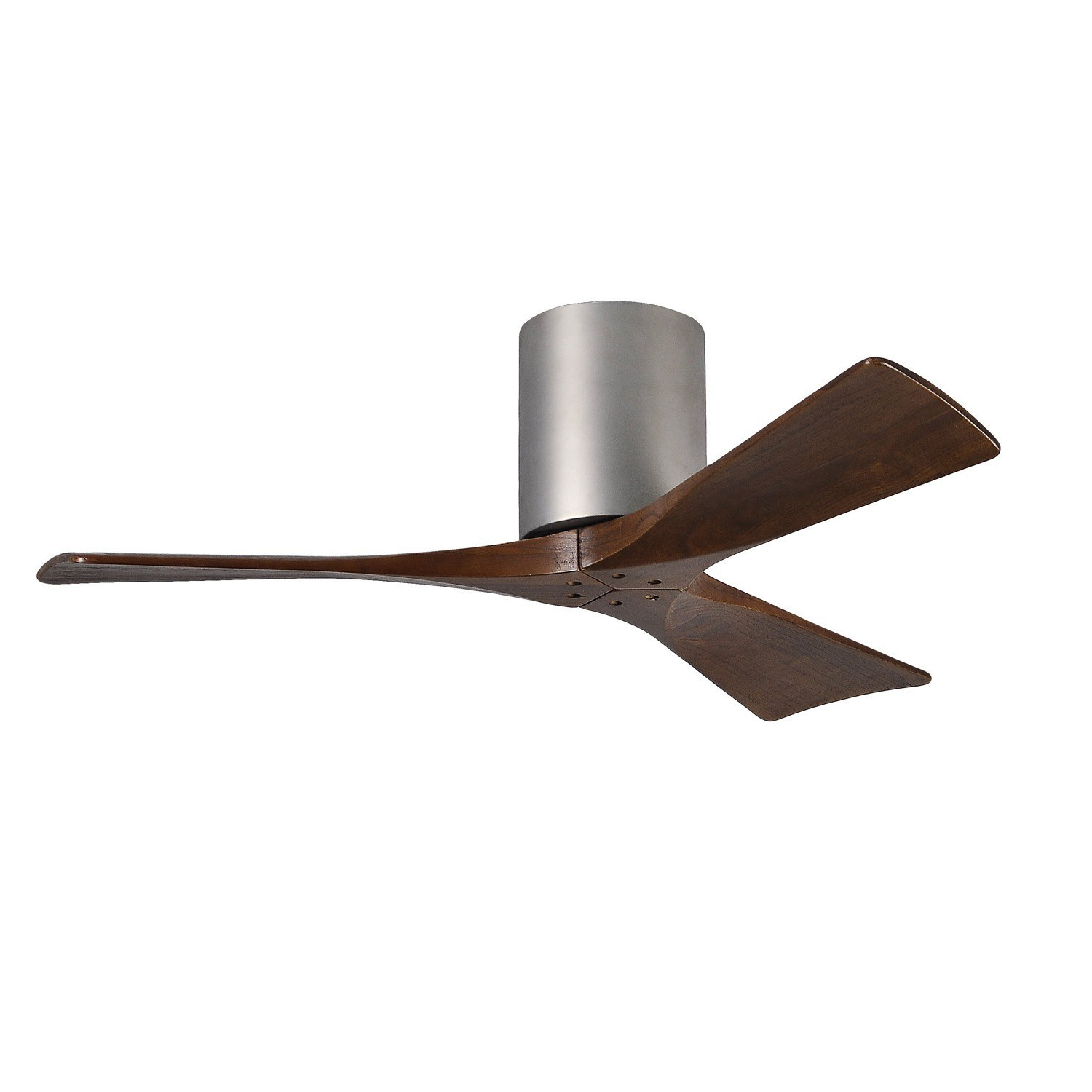 Irene 3 Blade Hugger Ceiling Fan from Matthews Fan Company | YLighting