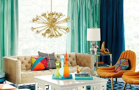 Sputnik Chandelier from Jonathan Adler | YLighting