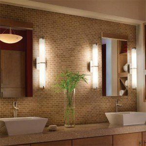 Bathroom lighting ideas for small bathrooms ylighting bathroom lighting buying guide how to light a bathroom aloadofball Gallery