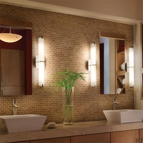 Bathroom Design Lighting how to light a bathroom - lighting ideas & tips | ylighting
