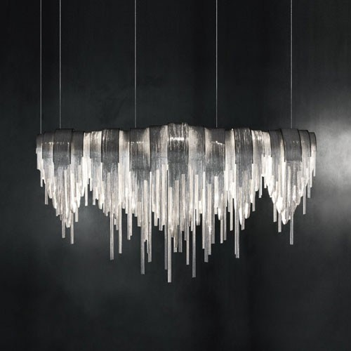 Volver LED Suspension Light from Terzani