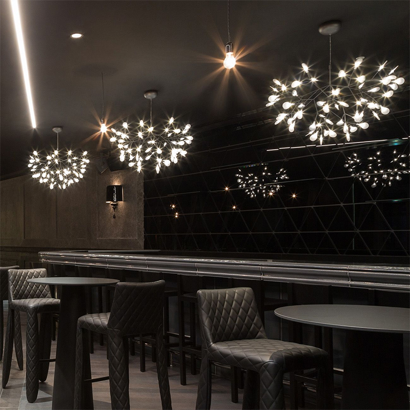 moooi heracleum light | YLighting