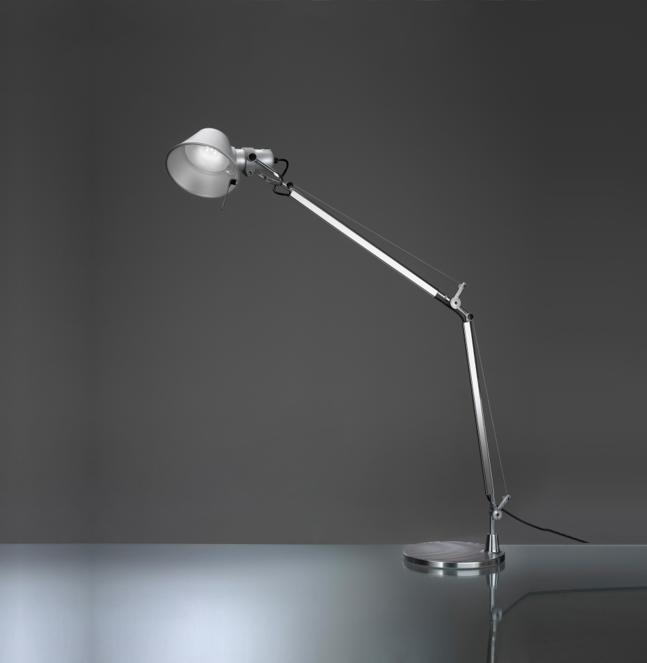 Table lamp design classic - Modern Led Lighting Tolomeo Classic Led Table Lamp From Artemide Ylighting