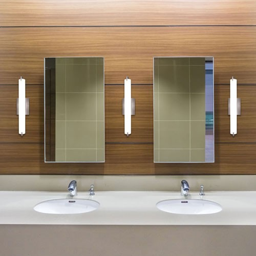 modern bathroom lighting ylighting - Modern Bathroom Vanity