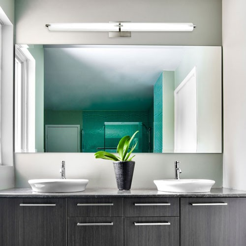 Excellent Attractiveness Of Modern Bathroom Lighting