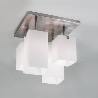 Bathroom Lights From Ceiling bathroom lighting 3 ways | design necessities lighting