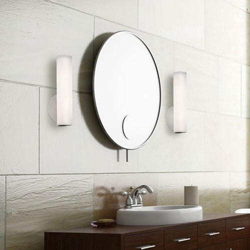 Bathroom lighting 3 ways design necessities lighting for Contemporary bathroom wall sconces