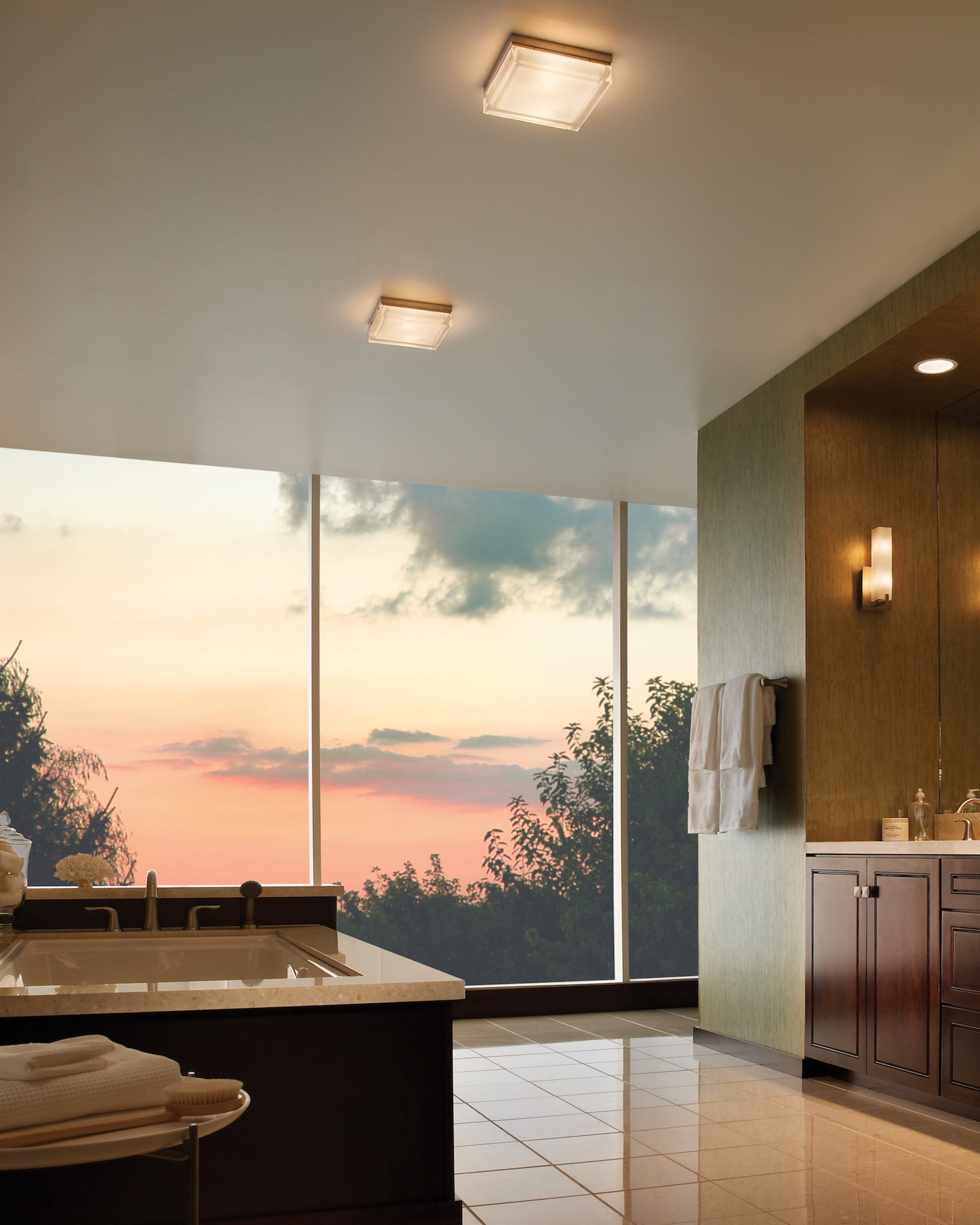 Bathroom Ceiling Sconces bathroom lighting buying guide | design necessities lighting