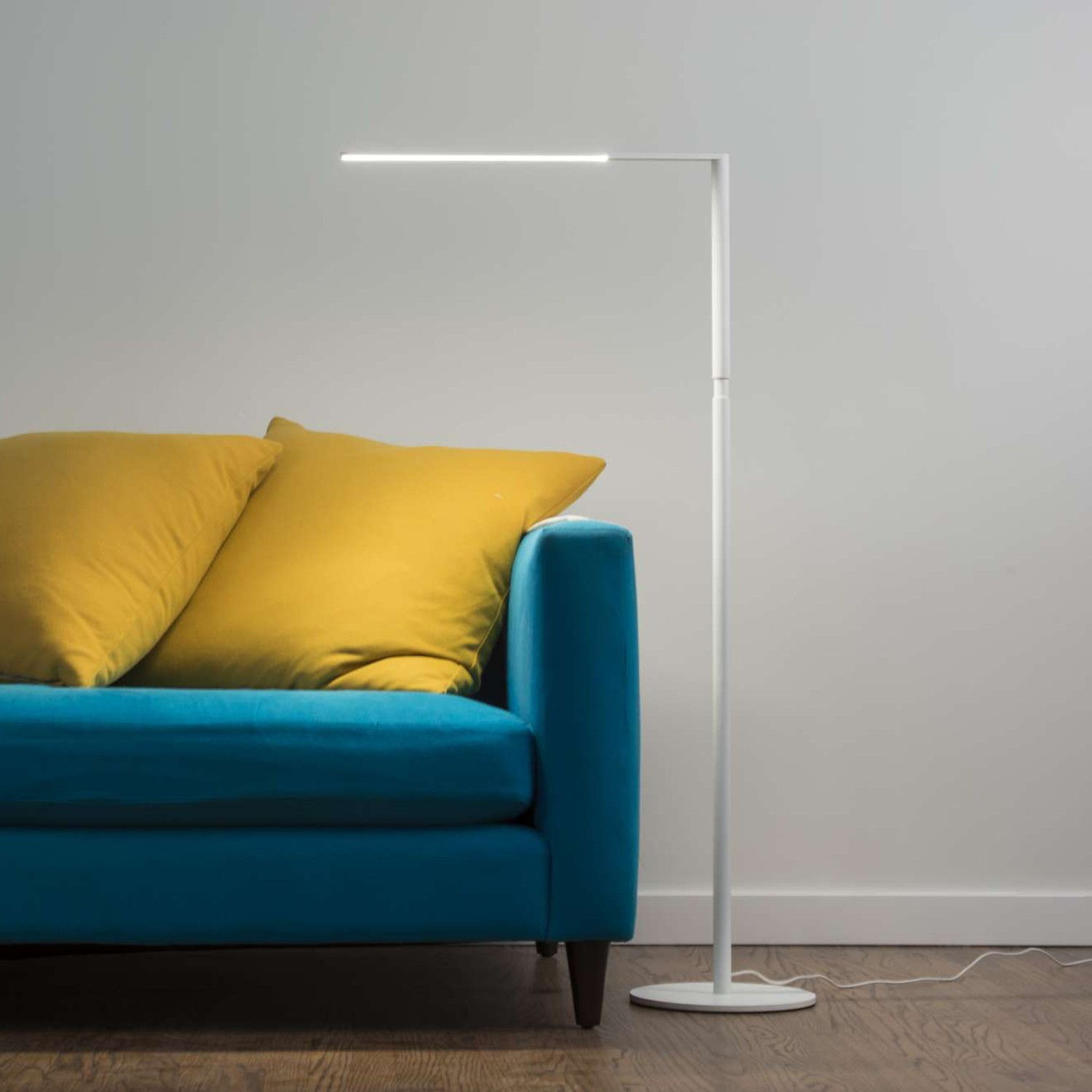 A Floor Lamp or A Torchiere