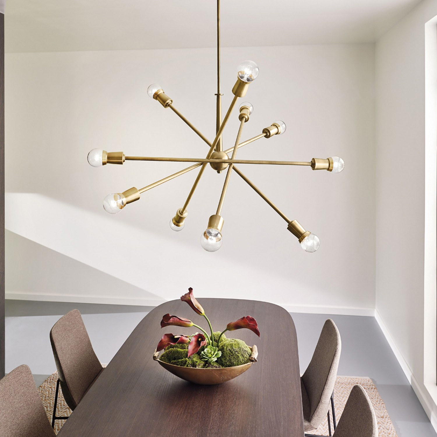 Introducing Kichler Modern Lighting