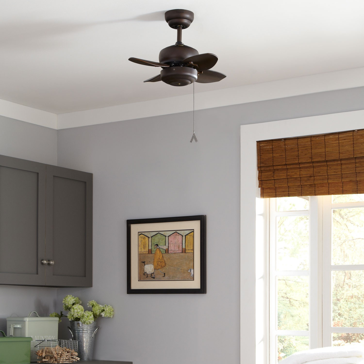 How to choose the best fan size for you for Ceiling fan size for room