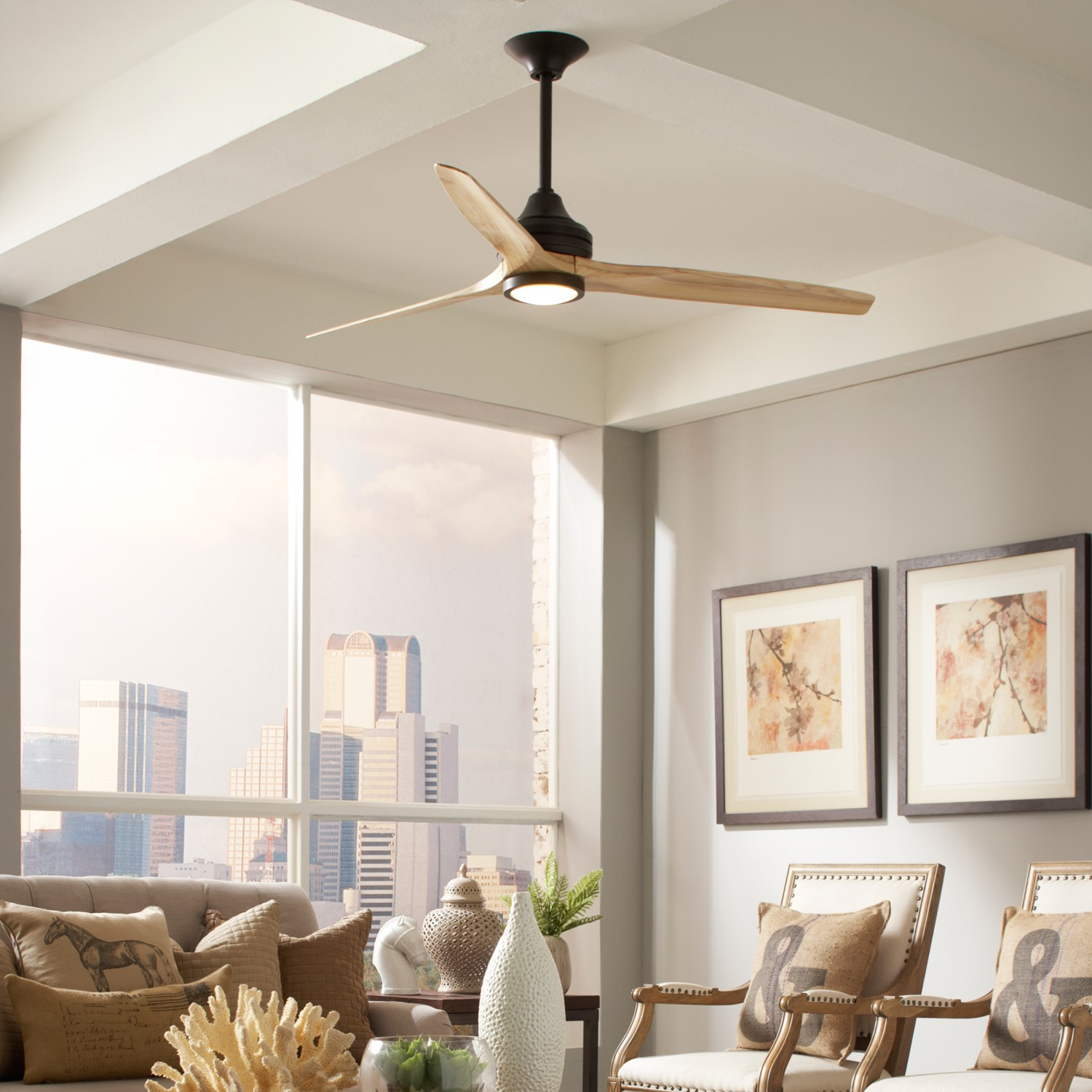 Fanimation Spitfire Ceiling Fan Ylighting Modern Fans
