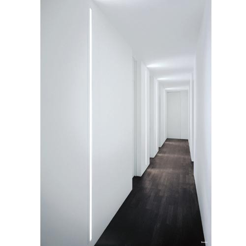 Slot Recessed Wall Light By David Chipperfield, from FontanaArte Decorative Recessed Lighting | YLighting