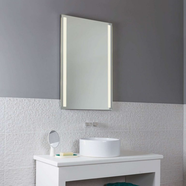 Bathroom Lighting Ideas Pictures Part - 49: Avlon LED Mirror By James Bassant, From Astro Lighting | YLighting Why You  Should Choose