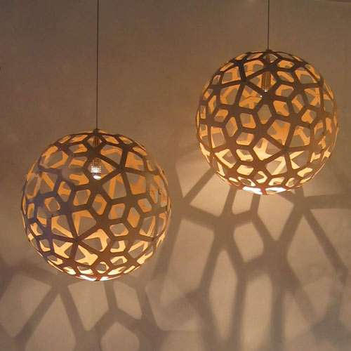 Design Trend Nature Inspired Lighting Giveaway N