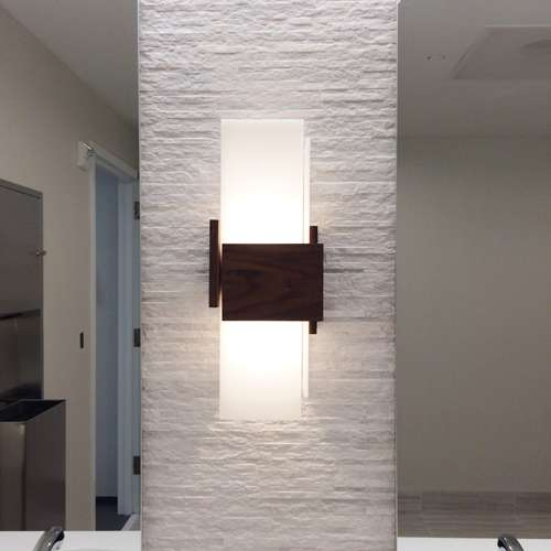 Acuo LED Wall Sconce From Cerno