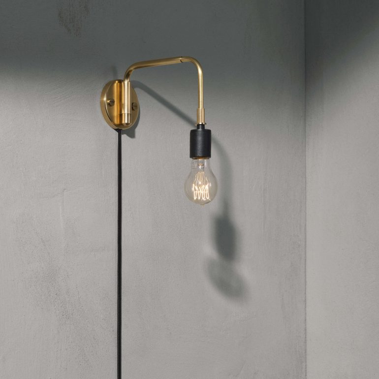 Staple Wall Lamp By Søren Rose Studio, from Menu A:S|YLighting Top 10 Modern Wall Lights