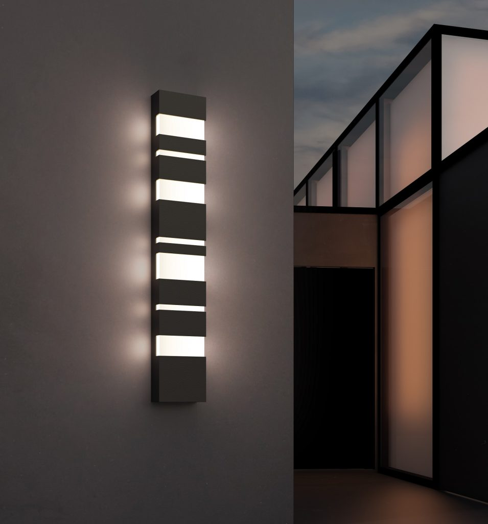 Inside out behind the design with robert sonneman for Building exterior lighting design