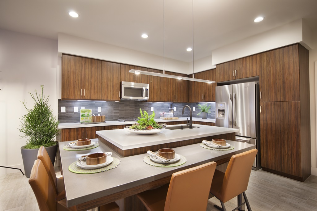 How to choose recessed lighting downlighting types - Kitchen led lighting design guidelines ...