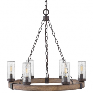 Farmhouse / Craftsmen Chandelier - Chandelier Design | YLighting