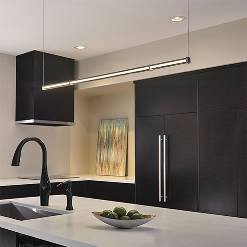 Overhead Kitchen Lighting Ideas: Modern Kitchen Ceiling Lighting Ideas
