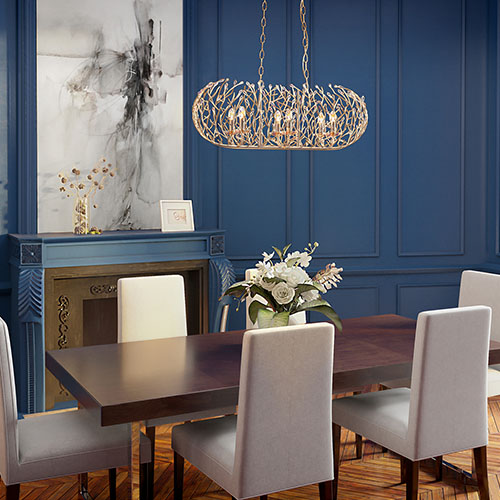 Dining Room Chandelier Ideas | YLighting Ideas