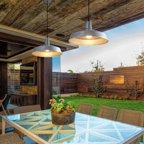 20 Modern Patio Lighting Ideas You Will Adore Ylighting