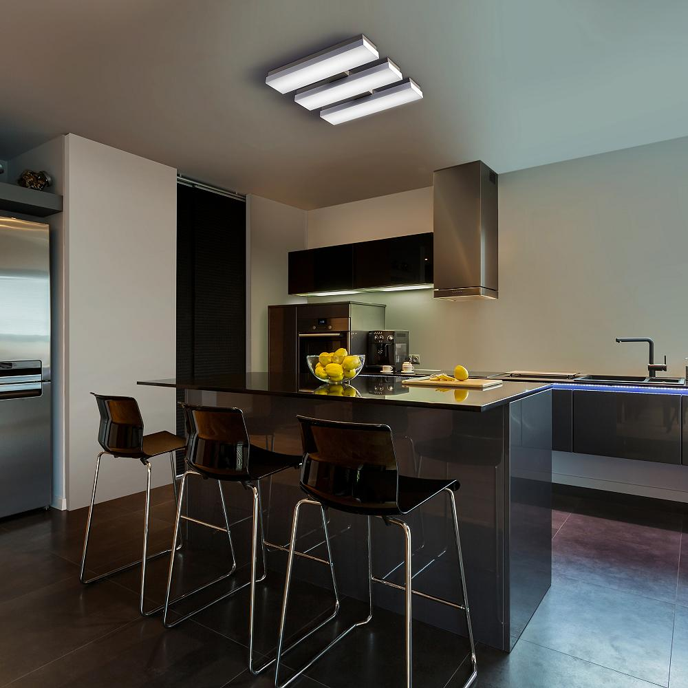 LED Kitchen flushmount lighting ideas