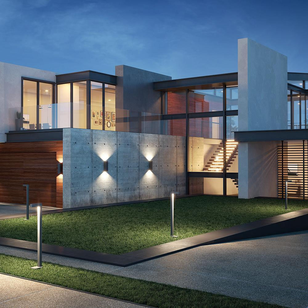 13 Driveway Lighting Ideas For A Modern Home Ylighting Ideas