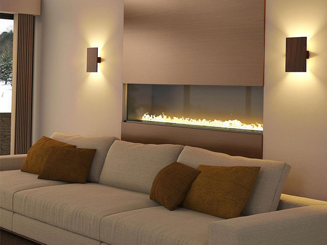 18 Modern Living Room Wall Lighting Ideas Ylighting Ideas