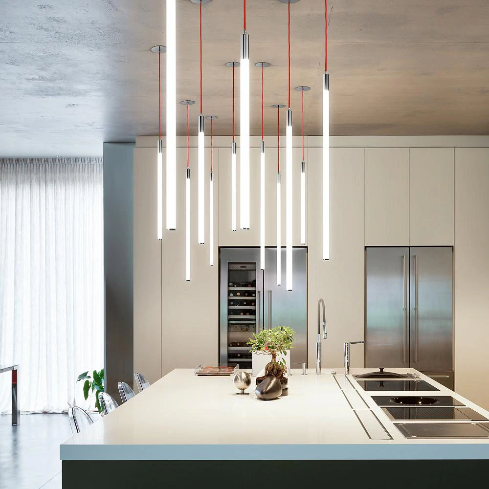 Tubini S LED Pendant Light from Ricca Design