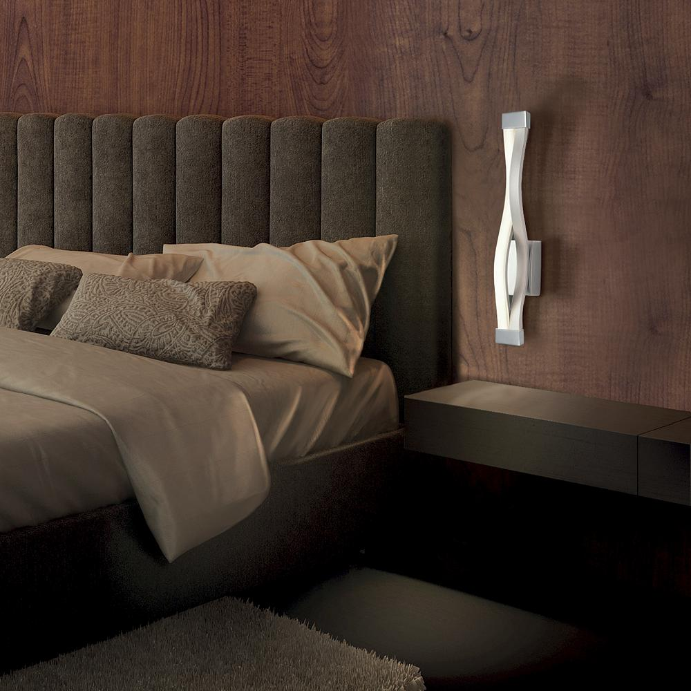 Artistic bedroom wall sconce ideas