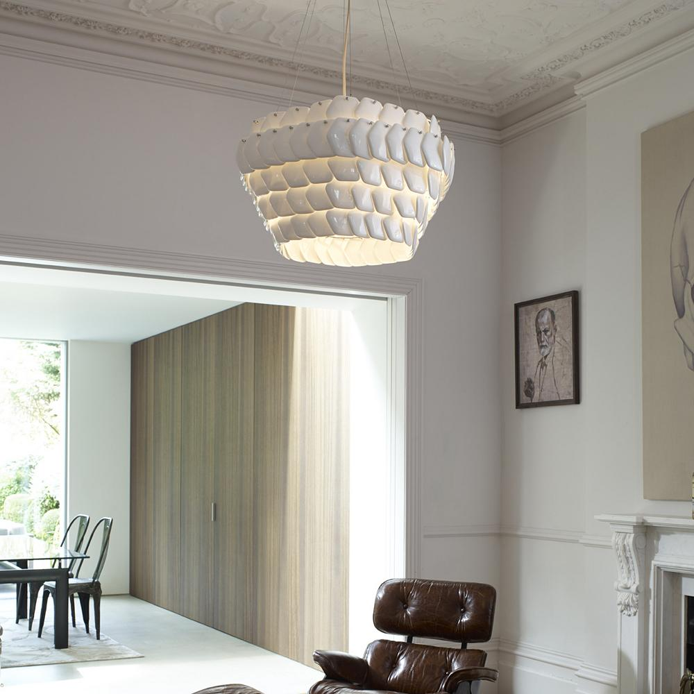 Hexagonal Pendant Lighting ideas.