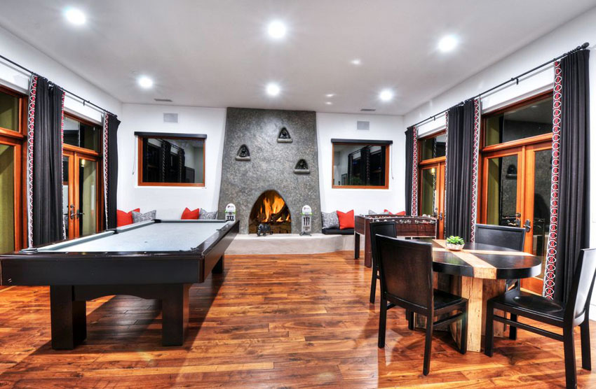 How To Set Up A Modern Game Room Ylighting Ideas