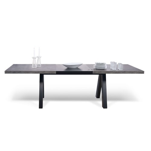apex extendable dining table.