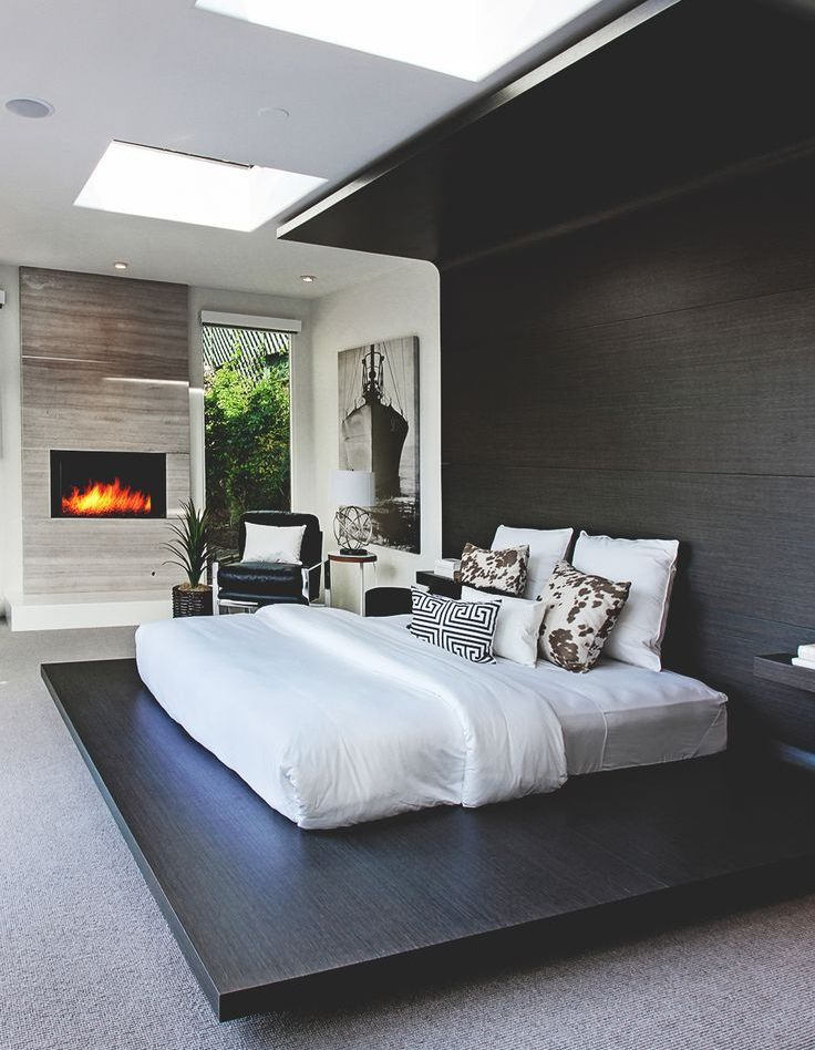 Minimalist Bedroom Furniture Lighting Design Ylighting Ideas