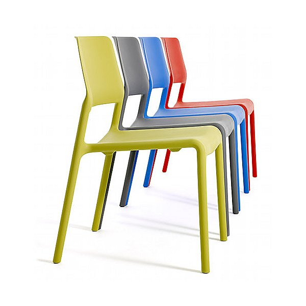 Spark Stacking Side Chair in multiple colors