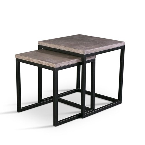 Stax Nesting Table – Set of 2 from Urbia