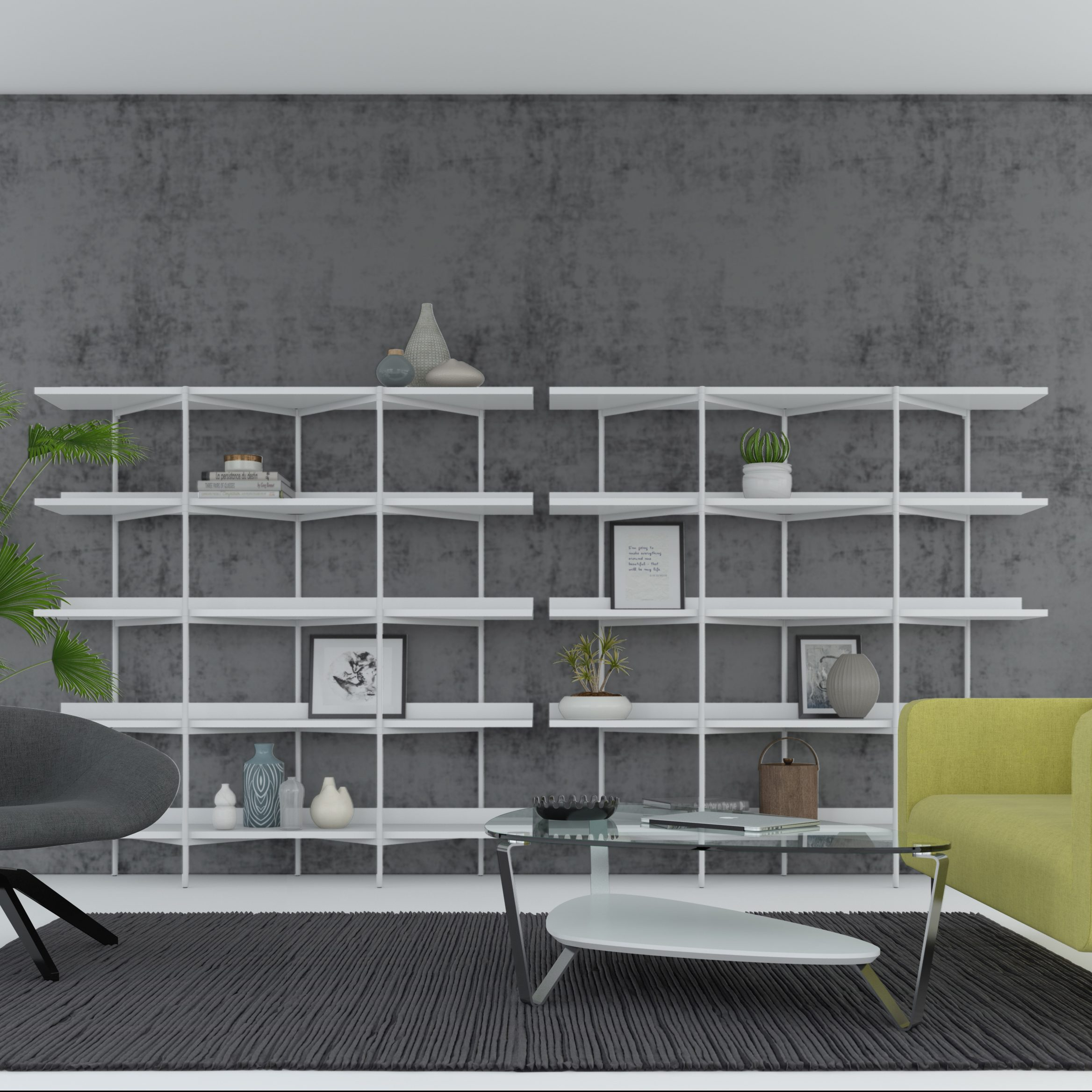 Living Room Shelving And Bookcase Ideas Ylighting Ideas