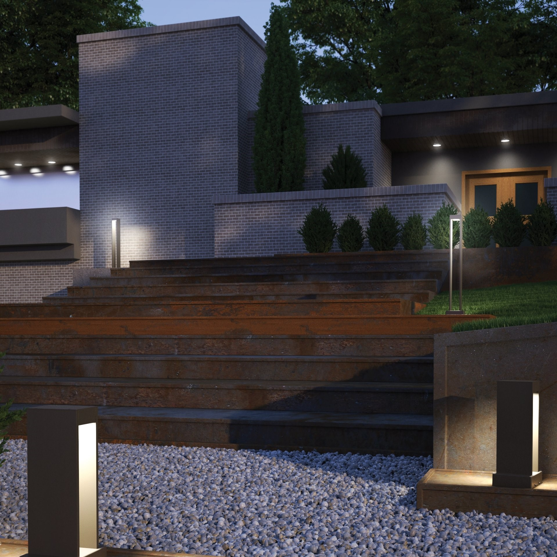 The Benefits of Outdoor Lighting… And How to Maximize Them